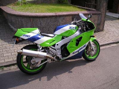 Kawasaki Zxr Racing